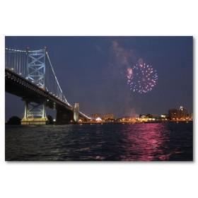 Αφίσα (γέφυρα, θάλασσα, γέφυρα, νύχτα, φώτα)